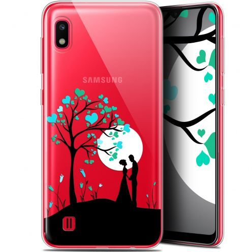 "Extra Slim Gel Samsung Galaxy A10 (6.2"") Case Love Sous l'arbre"