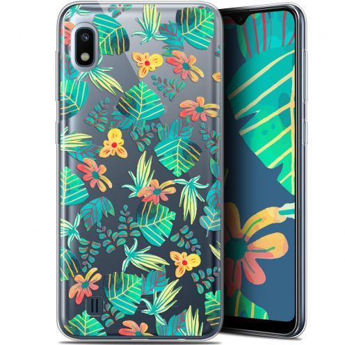 "Extra Slim Gel Samsung Galaxy A10 (6.2"") Case Spring Tropical"