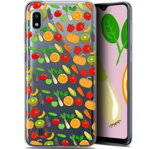 "Extra Slim Gel Samsung Galaxy A10 (6.2"") Case Foodie Healthy"