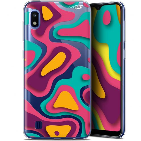 "Extra Slim Gel Samsung Galaxy A10 (6.2"") Case Design Popings"