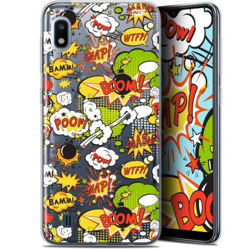"Extra Slim Gel Samsung Galaxy A10 (6.2"") Case Design Bim Bam Boom"