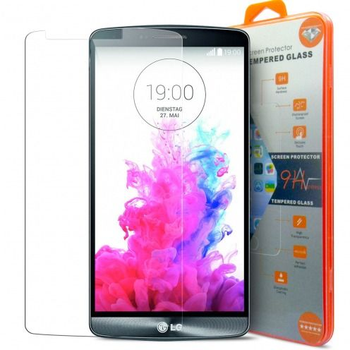 Glass Pro+ Ultra HD 9H 0.33 mm Tempered Glass Screen Protector for LG G3