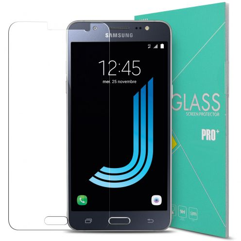 Glass Pro+ Ultra HD 9H 0.33mm Tempered Glass Screen Protector for Samsung Galaxy J5 2016 (J510)