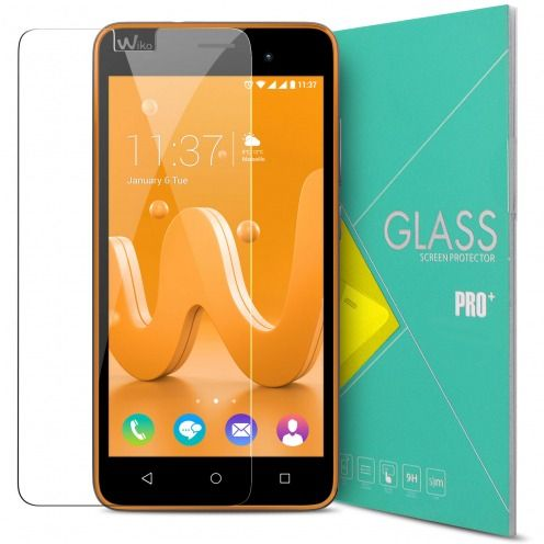 Glass Pro+ Ultra HD 9H 0.33mm Tempered Glass Screen Protector for Wiko Jerry