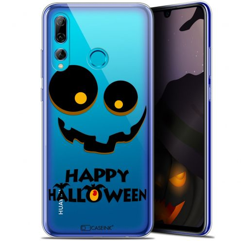 "Extra Slim Gel Huawei P Smart+ / Plus 2019 (6.2"") Case Halloween Happy"