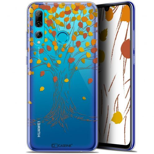 "Extra Slim Gel Huawei P Smart+ / Plus 2019 (6.2"") Case Autumn 16 Tree"