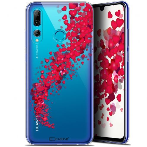 "Extra Slim Gel Huawei P Smart+ / Plus 2019 (6.2"") Case Love Tornado"