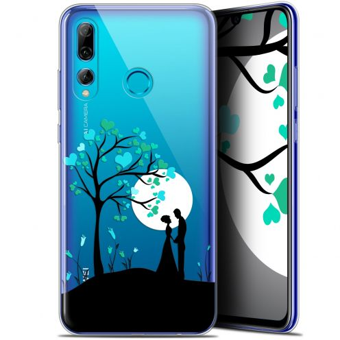"Extra Slim Gel Huawei P Smart+ / Plus 2019 (6.2"") Case Love Sous l'arbre"