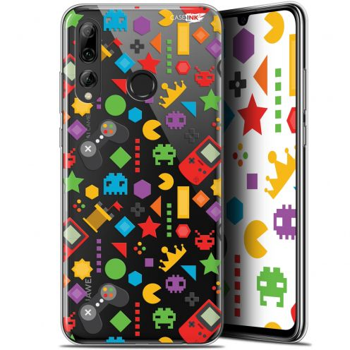 "Extra Slim Gel Huawei P Smart+ / Plus 2019 (6.2"") Case Design PacMan"