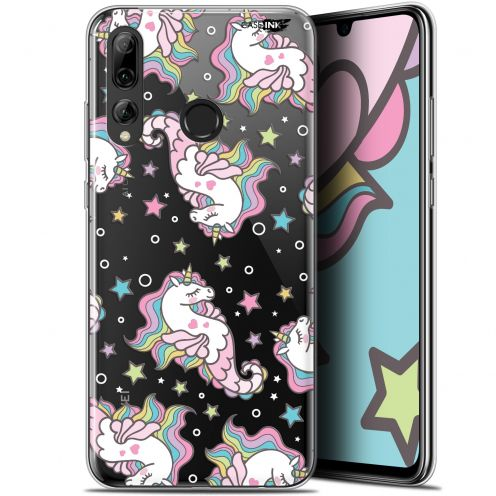 "Extra Slim Gel Huawei P Smart+ / Plus 2019 (6.2"") Case Design Licorne Dormante"