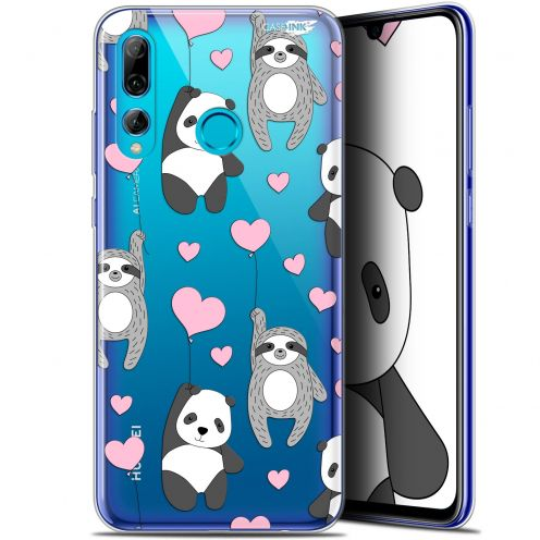 "Extra Slim Gel Huawei P Smart+ / Plus 2019 (6.2"") Case Design Panda'mour"