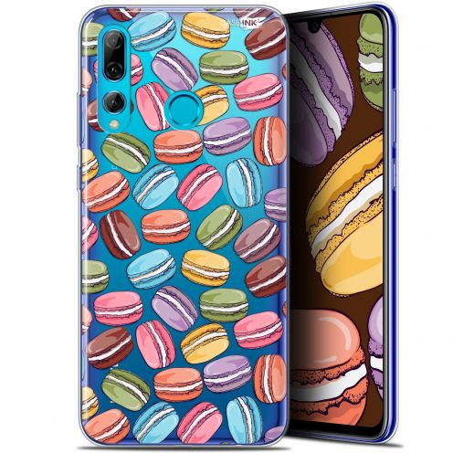"Extra Slim Gel Huawei P Smart+ / Plus 2019 (6.2"") Case Design Macarons"