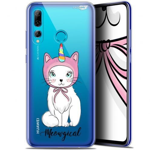 "Extra Slim Gel Huawei P Smart+ / Plus 2019 (6.2"") Case Design Ce Chat Est MEOUgical"