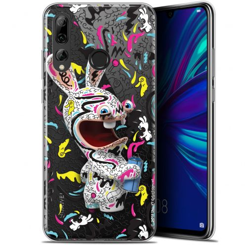 "Gel Huawei P Smart+ / Plus 2019 (6.2"") Case Lapins Crétins™ Tag"