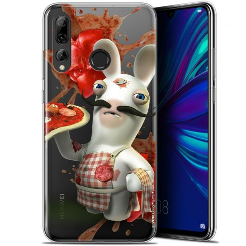 "Gel Huawei P Smart+ / Plus 2019 (6.2"") Case Lapins Crétins™ Cuisinier"