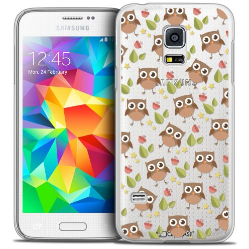 Extra Slim Crystal Galaxy S5 Mini Case Summer Hibou