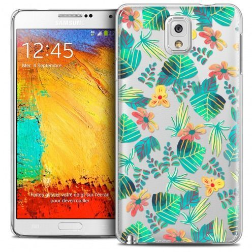 Extra Slim Crystal Galaxy Note 3 Case Spring Tropical