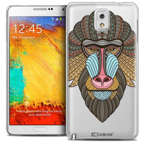 Extra Slim Crystal Galaxy Note 3 Case Summer Babouin