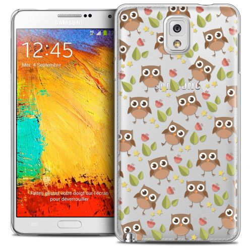 Extra Slim Crystal Galaxy Note 3 Case Summer Hibou