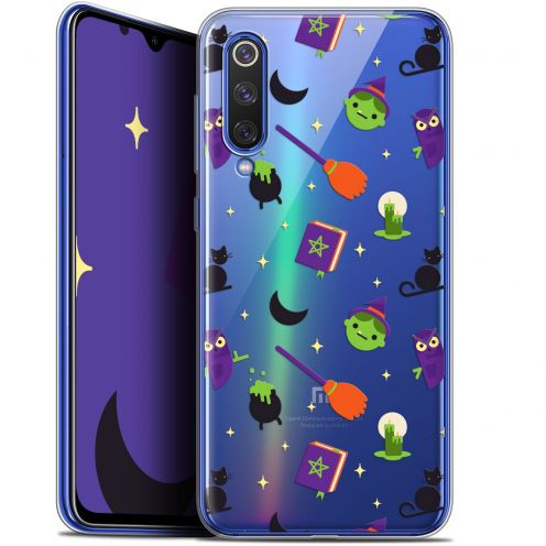 "Extra Slim Gel Xiaomi Mi 9 SE (5.97"") Case Halloween Witch Potter"