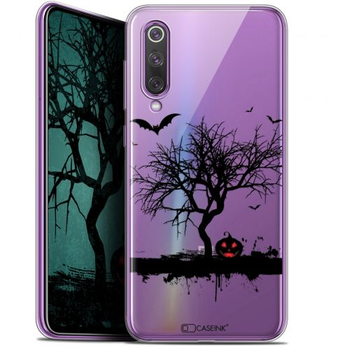 "Extra Slim Gel Xiaomi Mi 9 SE (5.97"") Case Halloween Devil's Tree"