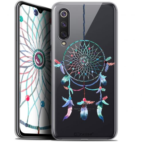 "Extra Slim Gel Xiaomi Mi 9 SE (5.97"") Case Dreamy Attrape Rêves Rainbow"