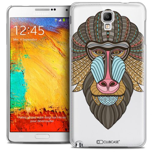 Extra Slim Crystal Galaxy Note 3 Neo/Mini Case Summer Babouin