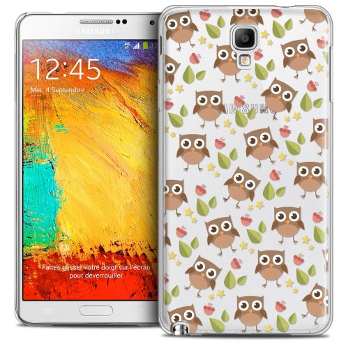 Extra Slim Crystal Galaxy Note 3 Neo/Mini Case Summer Hibou