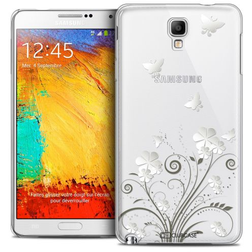 Extra Slim Crystal Galaxy Note 3 Neo/Mini Case Summer Papillons