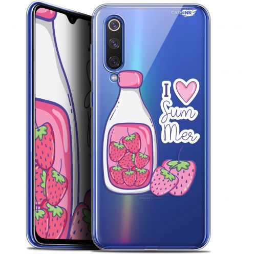 "Extra Slim Gel Xiaomi Mi 9 SE (5.97"") Case Design Milky Summer"