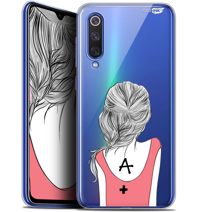 "Extra Slim Gel Xiaomi Mi 9 SE (5.97"") Case Design See You"
