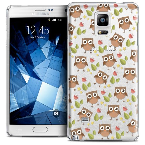 Extra Slim Crystal Galaxy Note 4 Case Summer Hibou