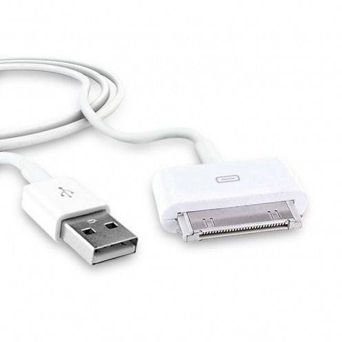 "Sync & charge data cable ""Dock Connector"" white"