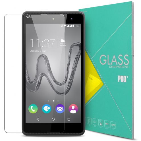 Glass Pro+ Ultra HD 9H 0.33mm Tempered Glass Screen Protector for Wiko Robby