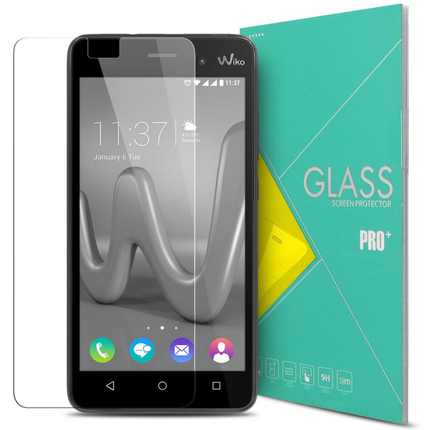 Glass Pro+ Ultra HD 9H 0.33mm Tempered Glass Screen Protector for Wiko Lenny 3