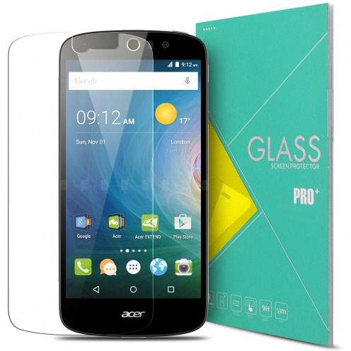 Glass Pro+ Ultra HD 9H 0.33mm Tempered Glass Screen Protector for Acer Z530
