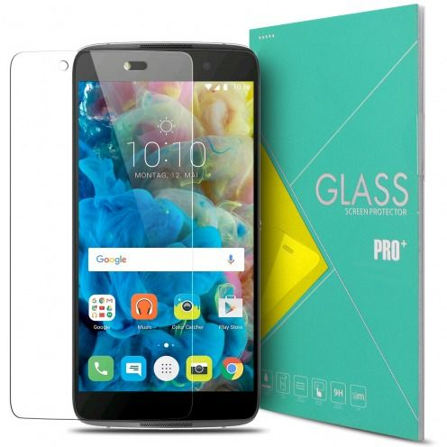 Glass Pro+ Ultra HD 9H 0.33mm Tempered Glass Screen Protector for Alcatel Idol 4