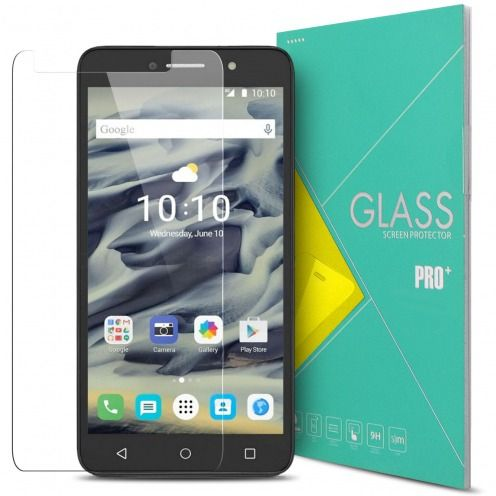 Glass Pro+ Ultra HD 9H 0.33mm Tempered Glass Screen Protector for Alcatel Pixi 4 (5045X)