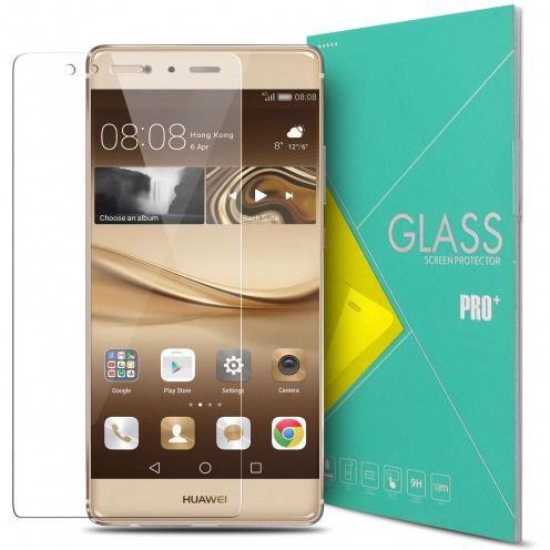 Glass Pro+ Ultra HD 9H 0.33mm Tempered Glass Screen Protector for Huawei P9 Plus