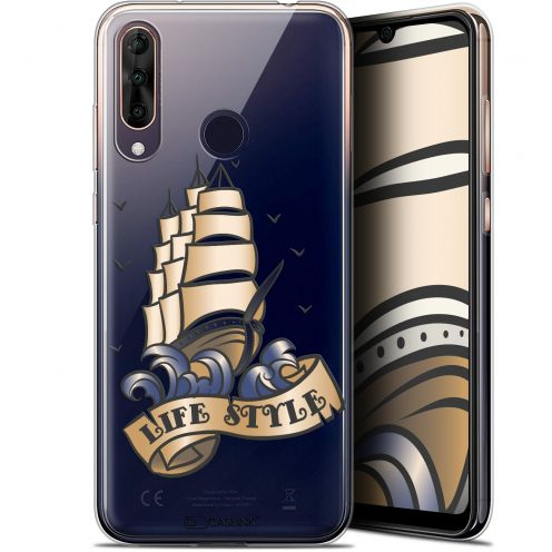"Extra Slim Gel Wiko View 3 PRO (6.3"") Case Tatoo Lover Fashion"