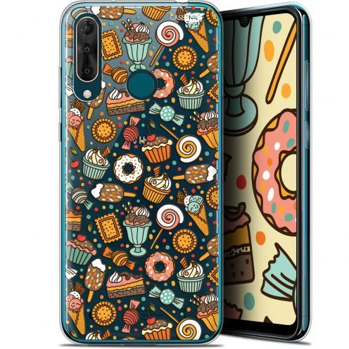 "Extra Slim Gel Wiko View 3 PRO (6.3"") Case Design Bonbons"