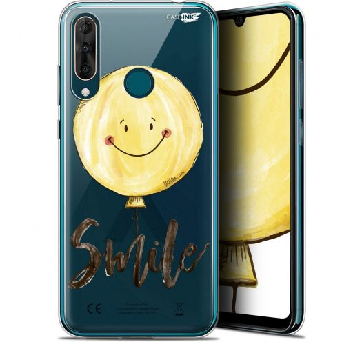 "Extra Slim Gel Wiko View 3 PRO (6.3"") Case Design Smile Baloon"