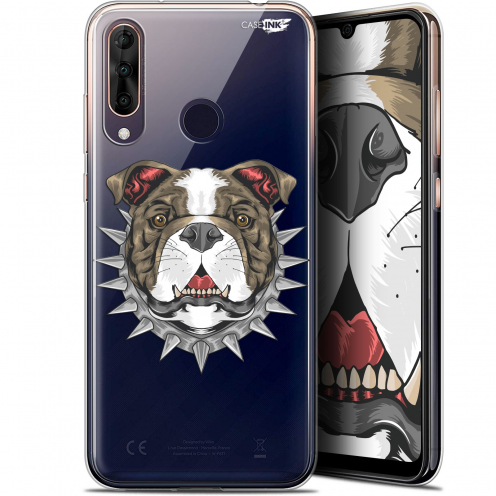 "Extra Slim Gel Wiko View 3 PRO (6.3"") Case Design Doggy"