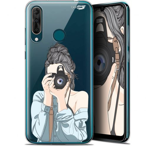 "Extra Slim Gel Wiko View 3 PRO (6.3"") Case Design La Photographe"