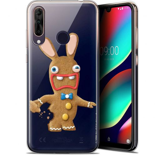 """Gel Wiko View 3 PRO (6.3"""") Case Lapins Crétins™ Cookie"""
