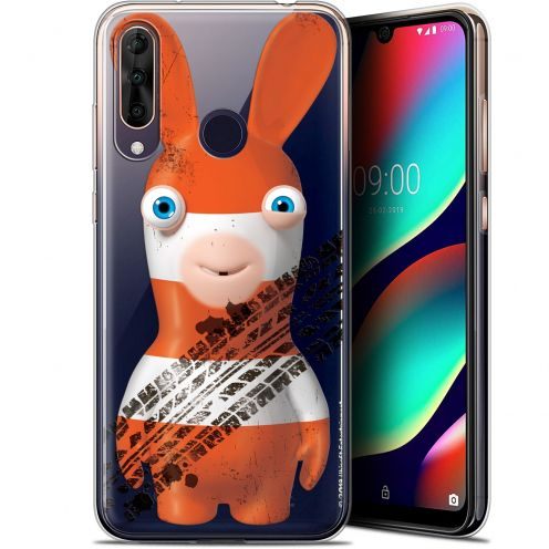 """Gel Wiko View 3 PRO (6.3"""") Case Lapins Crétins™ On the Road"""