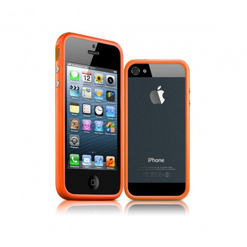 Bumper for iPhone 5 HQ Orange