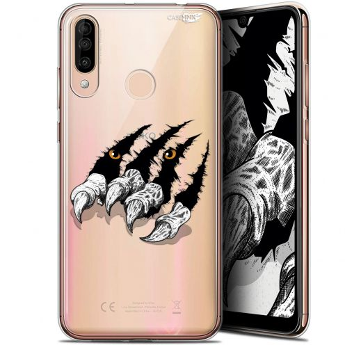 "Extra Slim Gel Wiko View 3 (6.26"") Case Design Les Griffes"