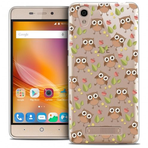 Extra Slim Crystal Gel ZTE A452 Case Summer Hibou