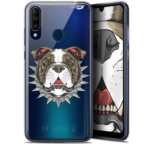 """Extra Slim Gel Wiko View 3 (6.26"""") Case Design Doggy"""